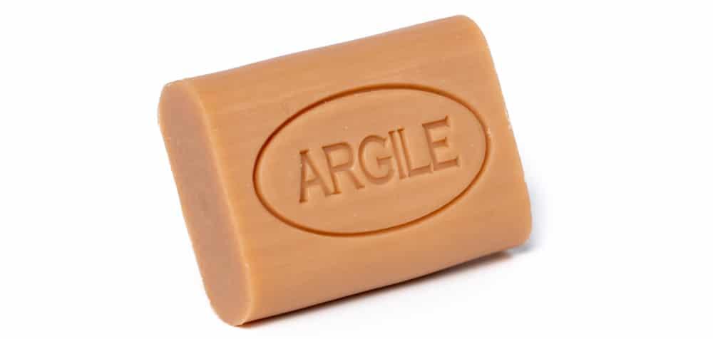 Catégorie de savon naturel à base d'argile, poudre, exfoliants