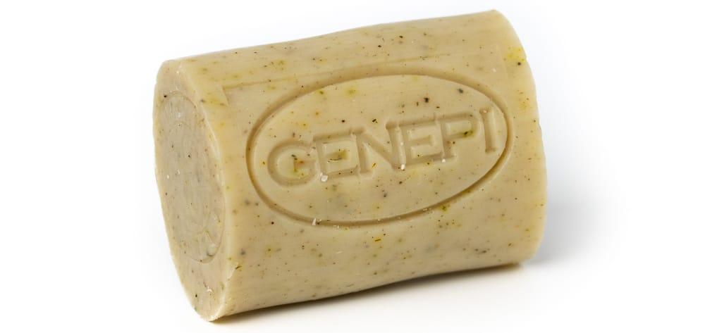 Catégorie de savon naturel à base de produits du terroir