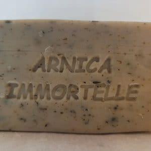 Savon Arnica immortelle